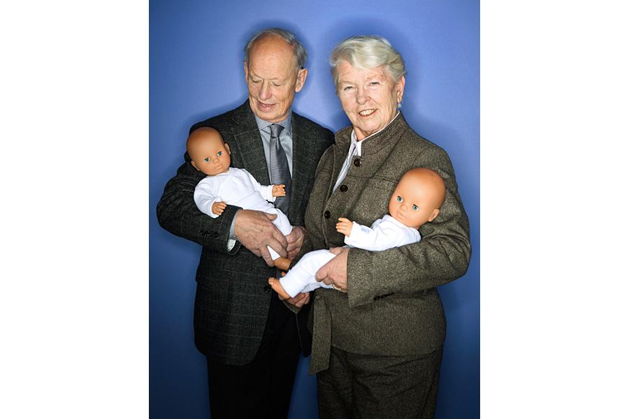 Björn och Lillemor Jakobson, Baby Björn