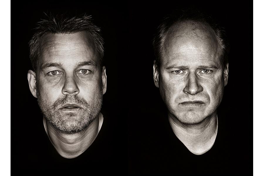 Henrik Schyffert och Robert Gustafsson