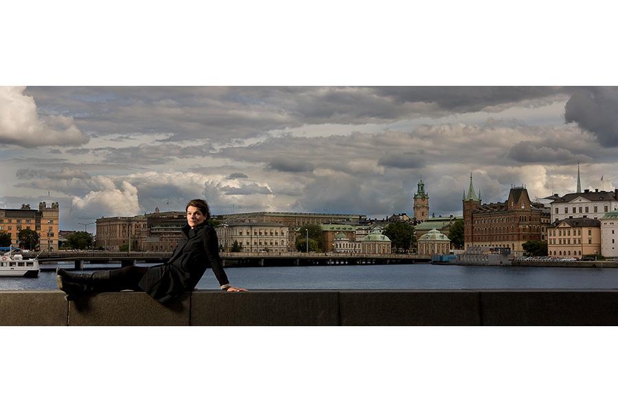 Karolina Keyser, stadsarkitekt Stockholm