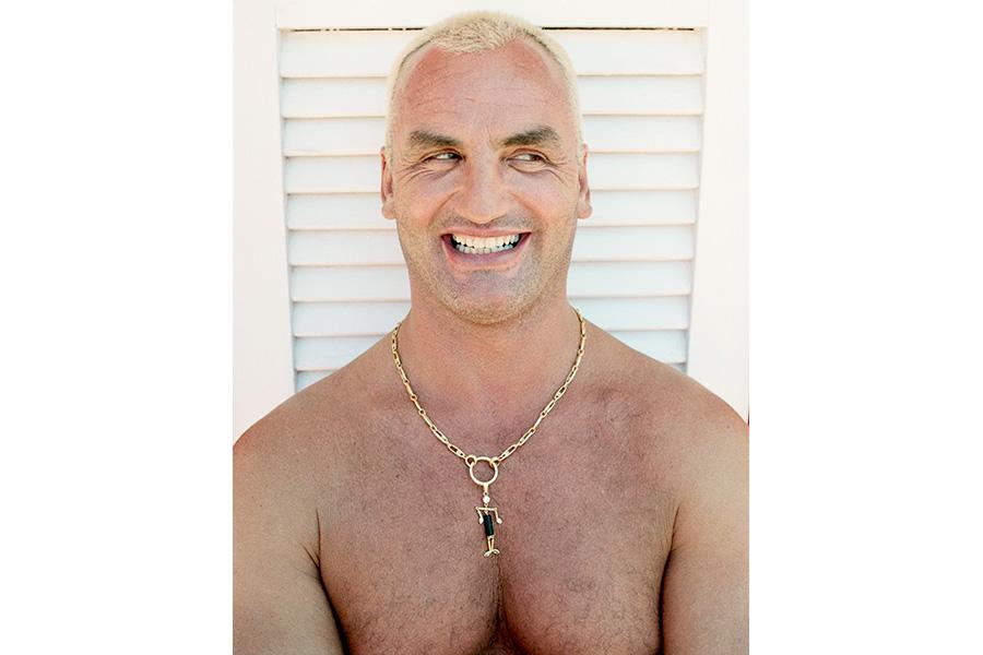Pucci, Italiensk mästare i strandraggning