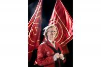 Wanja Lundby Wedin, LO